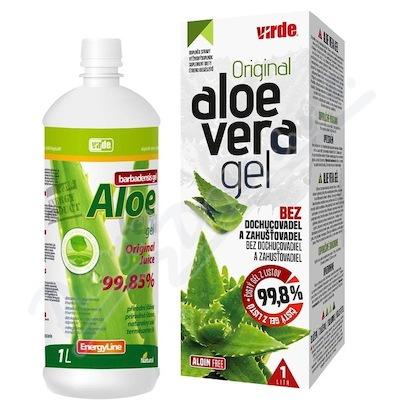 Aloe vera gel 1 l
