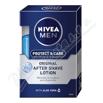 NIVEA FOR MEN po hol. Voda PROTECT 100ml 81362