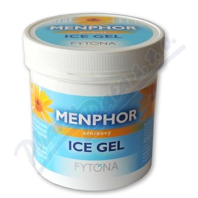 Fytona Menphor Ice gel arnikový 250g