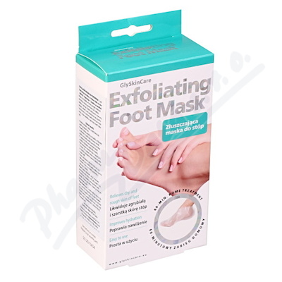 Biotter Exfoliační maska na chodidla 1pár
