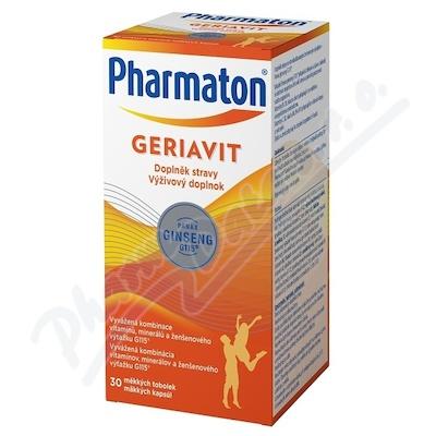 Pharmaton Geriavit cps. 30 - SANOFI