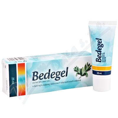 Bedegel ústní bylinný gel 25ml