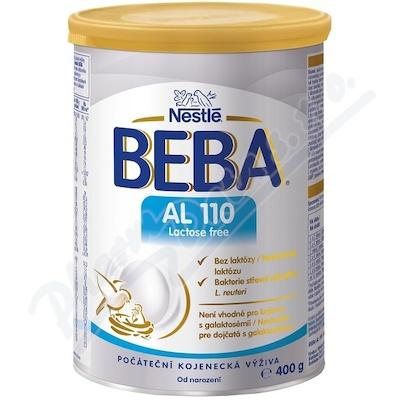 BEBA AL 110 Lactose Free 400g new