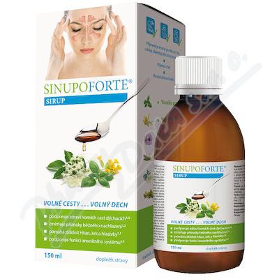 SINUPO Forte Sirup 150ml