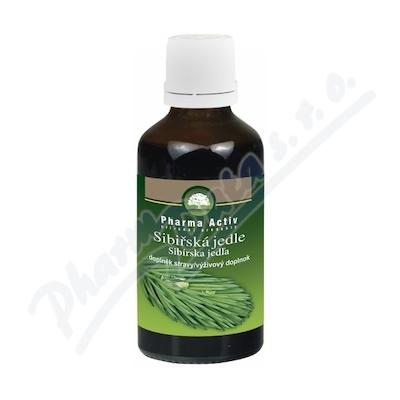 Pini Sibirica olej ze sibiřské jedle bělokoré 50ml